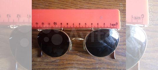Продам солнцезащитные очки RAY-BAN стёкла G-15 купить в Костромской области  на Avito — Объявления на сайте Авито debbaa4a215