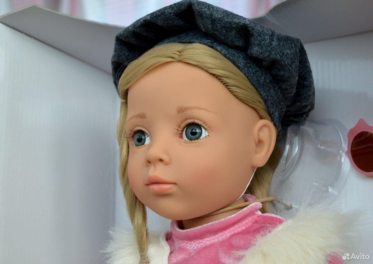 Кукла Лина от Gotz (Готц), 2018 года нюд  89063072268 купить 5