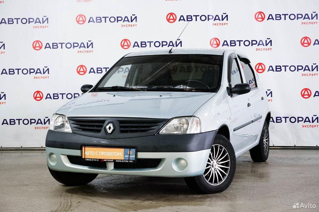 Renault Logan, 2007  88422291372 купить 1