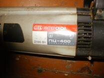 Цепная электропила интерскол пц-400 2100Вт