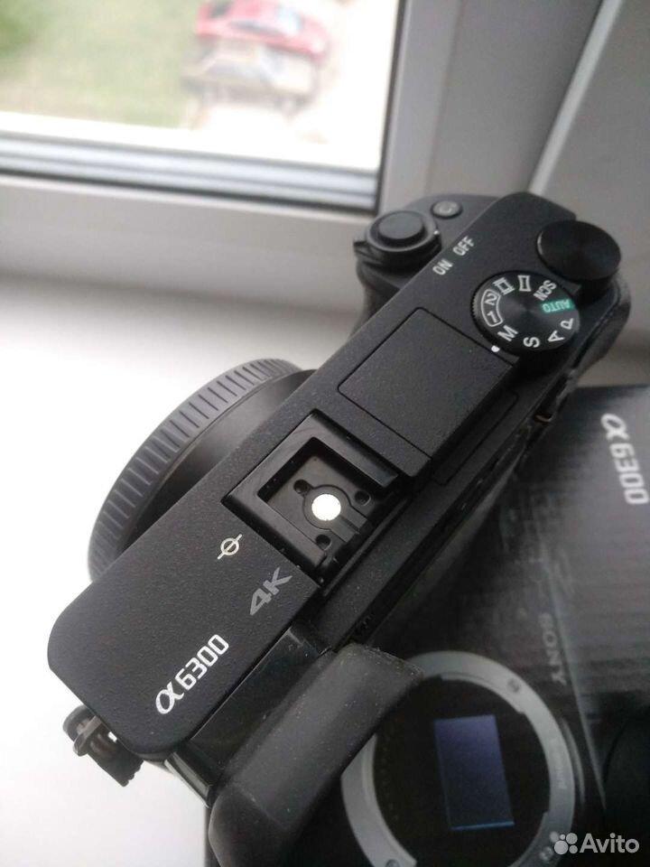 Sony A6300  89602240001 купить 3