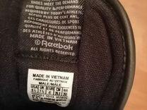 Продаю кроссовки reebok