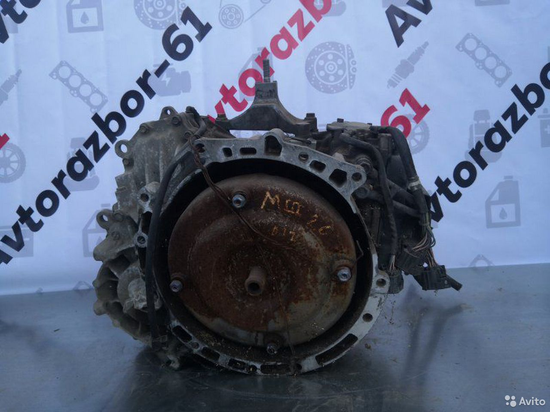 АКПП Ford Mondeo 3 2.0 TD 2000-2007  89381164302 купить 2