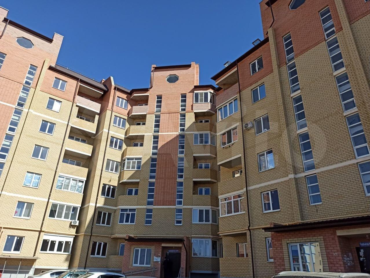 1-к квартира, 44.7 м², 6/6 эт.