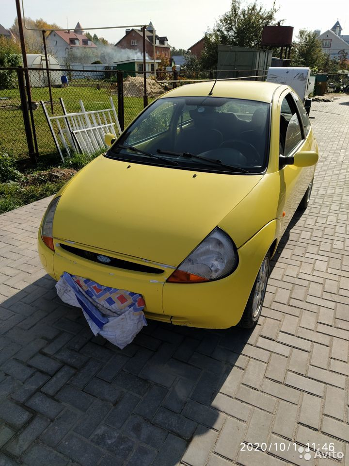 Ford Ka, 2000  89379356431 купить 1