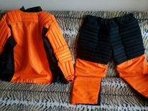 Сплавной защитный костюм (защита)