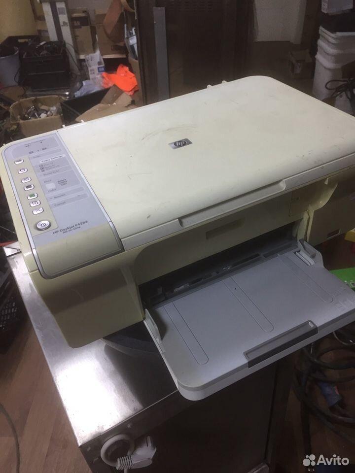 Мфу HP DeskJet F 4283  89600998353 купить 4