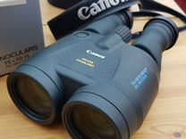 Бинокль Canon 15x50 IS All Weather