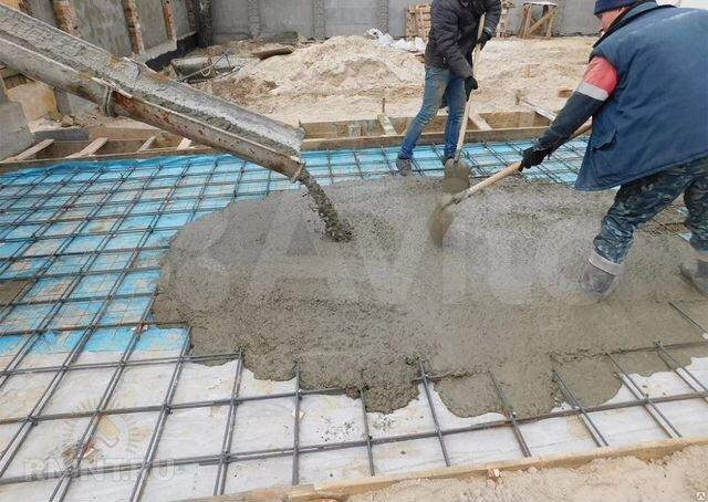 рощино бетон купить