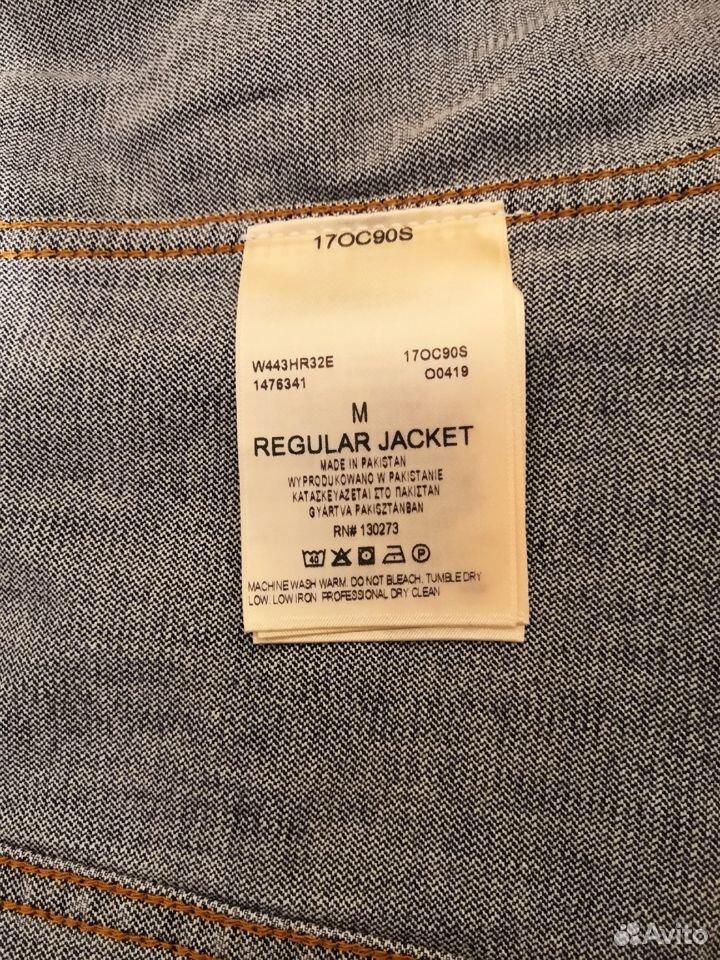 Куртка джинсовая Wrangler  89323238776 купить 7