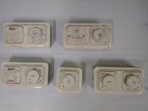 Пульт от кондиционера LG и термолегулятор для вент