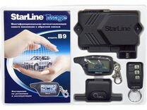Сигнализация starline B9 новая