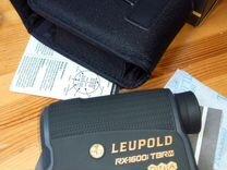 Лазерный дальномер Leupold Rx 1600i TBR DNA