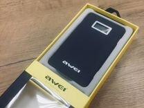 Портативная батарея awei P83K Power Bank 10000mAh