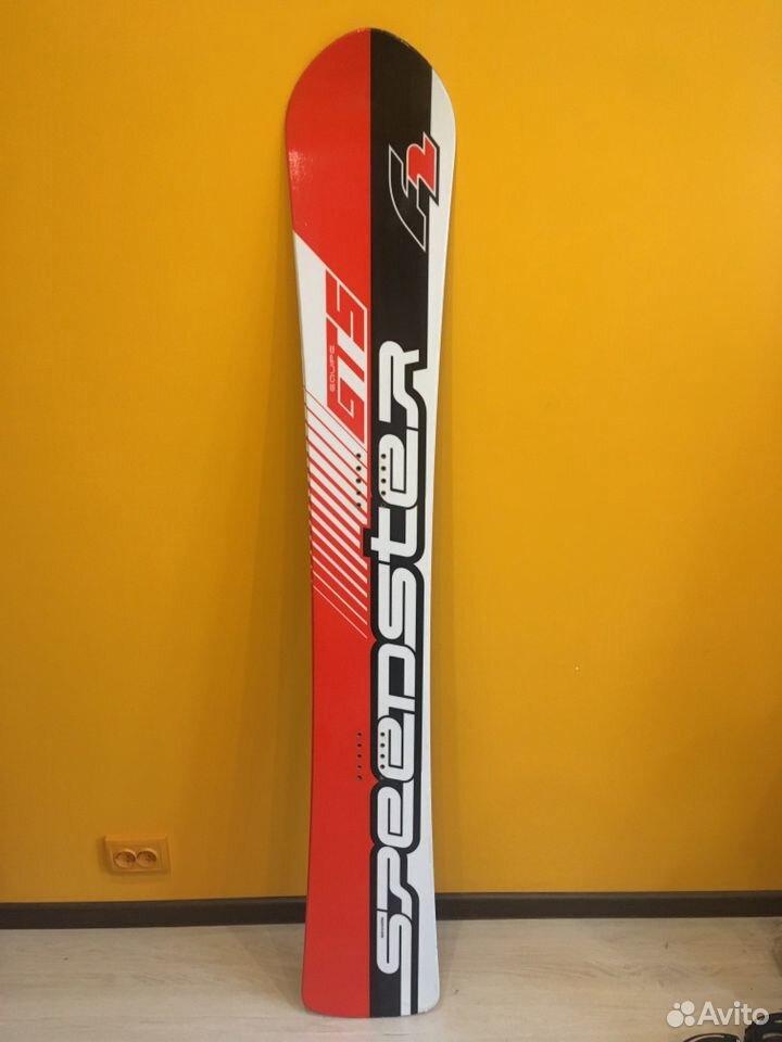 Карвинг сноуборд f2 speedster gts 166
