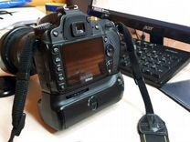 Продам Никон d90, объектив Nikon 18-200 VR DX F 3