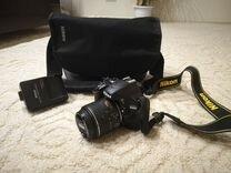 Зеркальная фотокамера Nikon D3200