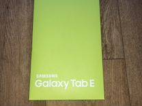 Планшет SAMSUNG Galaxy Tab E 8 Gb (WiFi+3G)