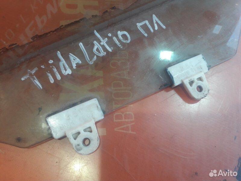 Стекло переднее левое Nissan Tiida latio HR15DE  89534094813 купить 2