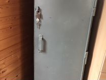 Оружейный сейф (шкаф)