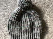 Комплект шапка+шарф hugo boss