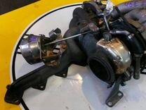 Турбина бмв bmw двигатель m57n2 3.5d twin turbo