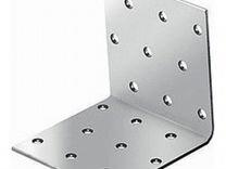 Крепежный уголок равносторонний 40х40х40- 2 мм