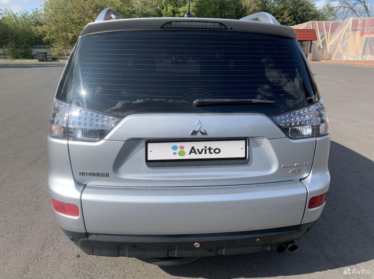 Mitsubishi Outlander, 2007  89155013299 купить 2