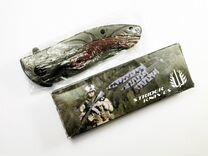 Нож выживания складной Strider Kniver B47 турист