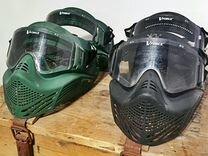 Пейнтбольные маски VFroce б/у
