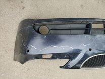 Передний бампер от bmw e60